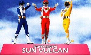 Taiyo Sentai Sun Vulcan