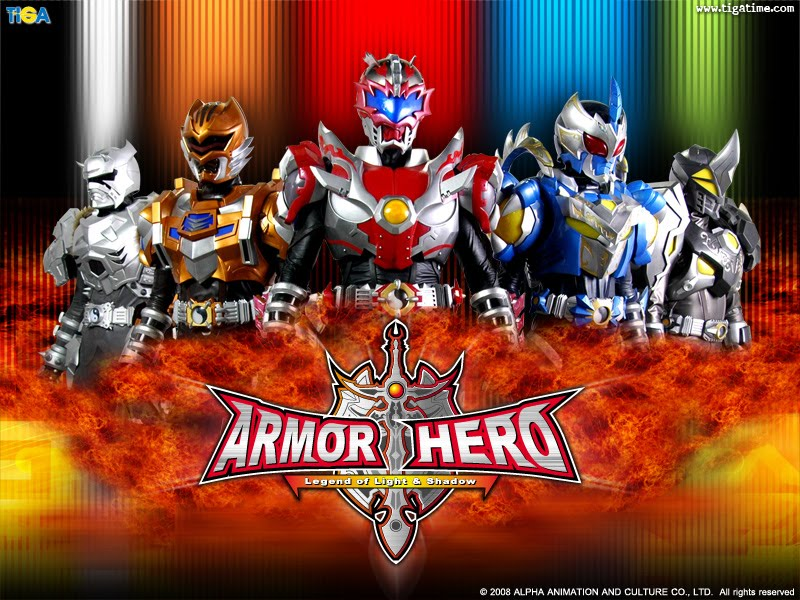 Armor Hero Legend of Light and Shadow