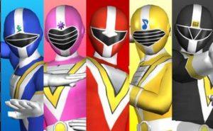 Chikyuu Sentai Fiveman