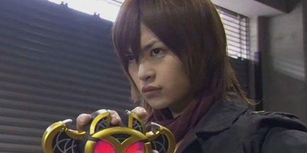 Kamen Rider Backwards-Kiva Queen of the Castle in the Demon World