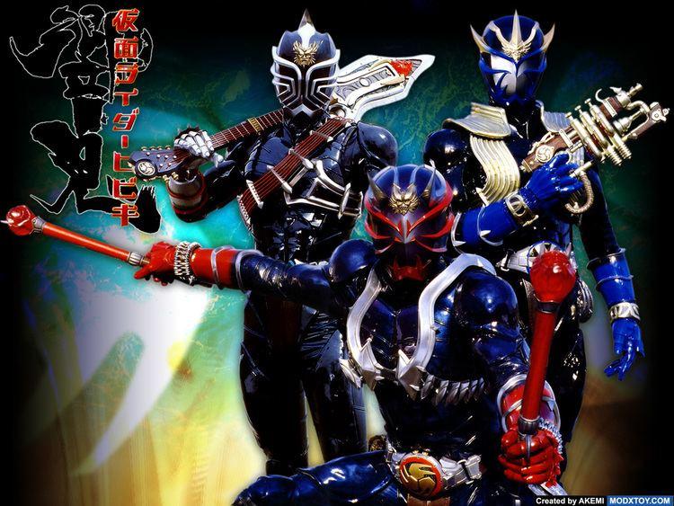 Kamen Rider Hibiki Hyper Battle