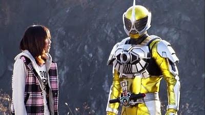 Kamen Rider W Returns: Kamen Rider Accel