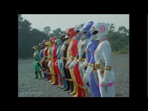 Ninpu Sentai Hurricaneger vs. Gaoranger