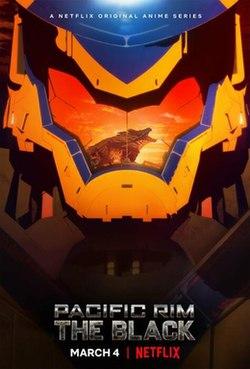 Pacific Rim: The Black RX