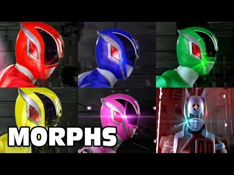 Power Rangers: S.P.D.