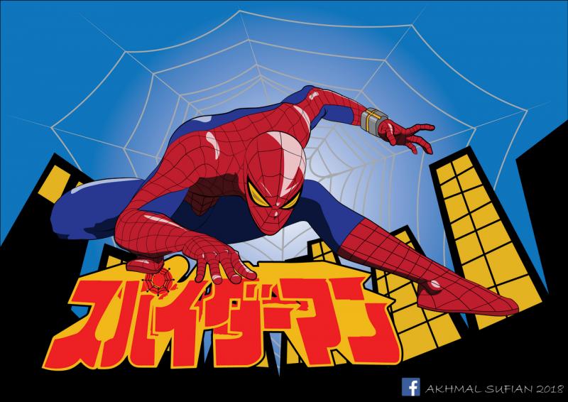 Supaidaman - Spider-Man Japan