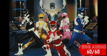 Mighty Morphin Power Rangers Season 01