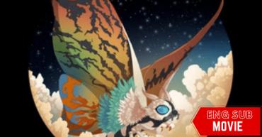 Mothra 2 Undersea Battle