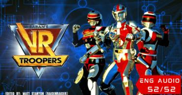 VR Troopers Season 01